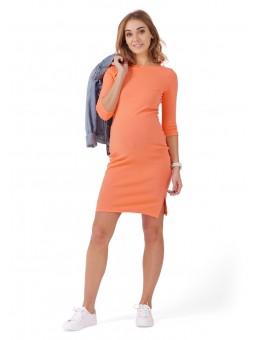 """Платье """"Марисса"""" для беременных; цвет: лососевый"""
