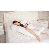 Подушка для беременных и кормящих мам Чудо + трикотажная наволочка