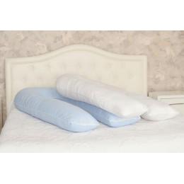 Подушка для беременных и кормящих мам Чудо + наволочка из микрофибры