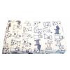 Трикотажная пеленка для новорожденного (90х120 см)