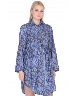 Платье - рубашка для беременных