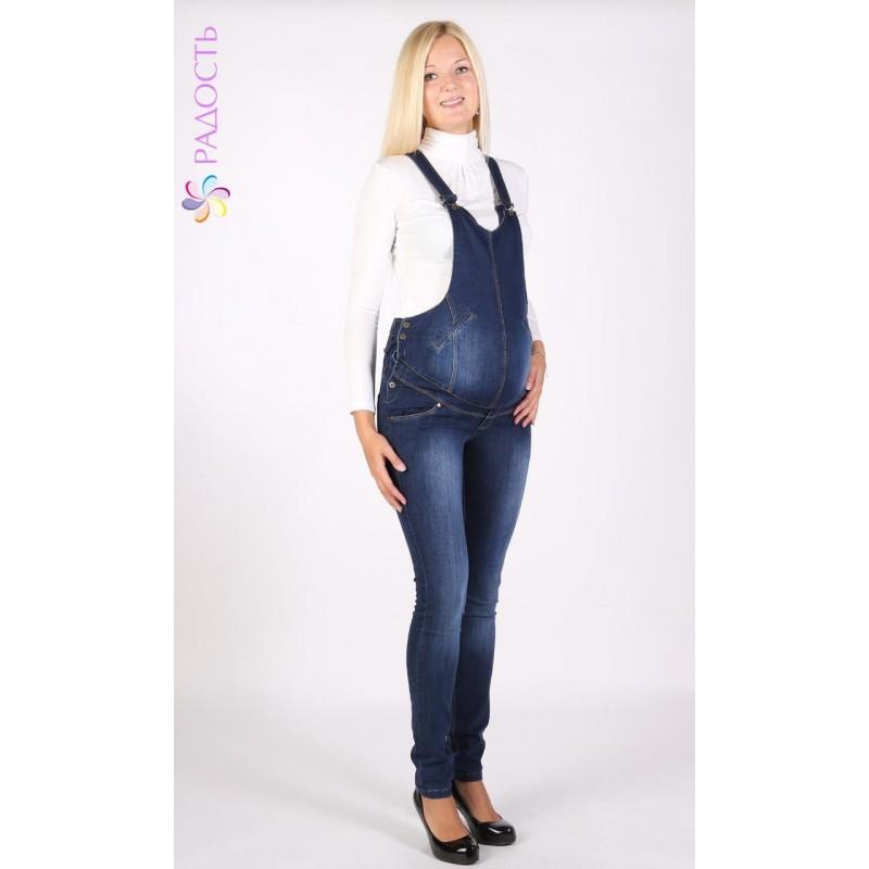 комбинезоны джинсовые для беременных фото