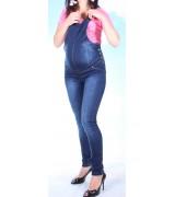 Комбинезон джинсовый модный